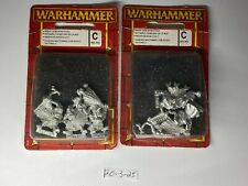 Warhammer Fantasy Orcs and Goblins  - Goblin Netters x6  - New in Box - Metal