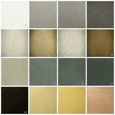 Beton Ciré Betoncire Mustermaterial 16 Farben nach Wahl ( 14,95 Euro pro kg)