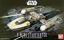 Bandai Star Wars Y - Wing Star de Combat (Starfighter) 1/72 Kit Echelle 966940