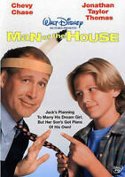 Man of the House (1995 Chevy Chase) DVD NEW