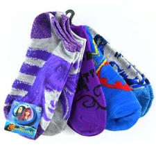 Disney Descendants 2 No Show Socks Pack Of 5 Size 9 11 Shoe 4