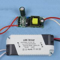 Practical LED Light Driver Transformer Power Supply Parts 1-3W/4-7W/8-12W/12-18W