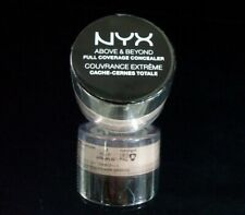 NEW NYX ABOVE & BEYOND FULL COVERAGE CONCEALER MAKEUP COSMETICS #CJ01 PORCELAIN