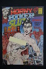 Horny Biker Slut #5 VF/NM (1990) (WW001)