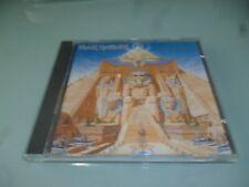 Iron Maiden.Powerslave.Early Press.1984.cd album..Cd.
