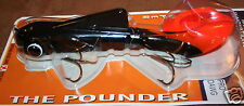 "15"" Super Magnum Pro Bull Dawg Pounder Musky Innovations BL Special Plastic Body"