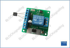BLOCKsignalling BOD4-RLY Infra-Red Train Detector & Relay for Faller 161675