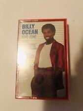 BILLY OCEAN Love Zone 1986 CASSETTE New Sealed