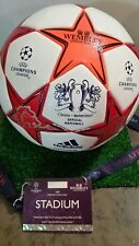 Final matchball imprint Champions League Wembley 2011 match Adidas ball Barcelon