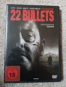 22 Bullets (2011, DvD)