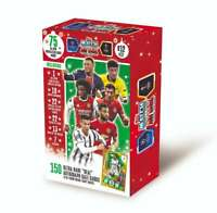 MATCH ATTAX FESTIVE BOX 2020 BRAND NEW AND SEALED 75 CARDS (AUTO CHANCE)