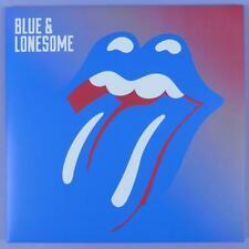 Rolling Stones - Blue & Lonesome, 2 x Vinyl LP 2016, As New, near Mint Condition