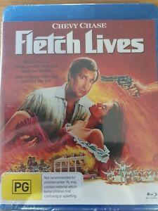 FLETCH LIVES  (BLURAY)