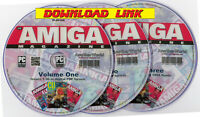 CU AMIGA Magazine Full Collection PDF DOWNLOAD A1200/A500/600/CD32/A4000 Games
