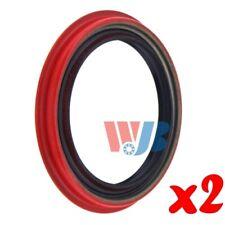 Pair of 2 WJB WS8871 Oil Seal Wheel Seal Cross 8871