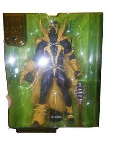 Spawn Mortal Kombat 11 Curse of Apocalypse Gold Label McFarlane Toys figure NIB