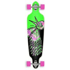 Yocaher Complete The Bird Series Drop Through Longboard Green