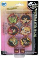 Heroclix - Harley Quinn & the Gotham Girls Dice & Token Pack-WZK72671