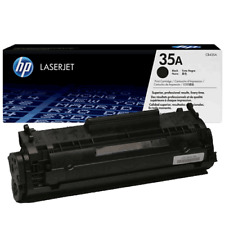 NEW HP CB435A 35A P1005 P1006 Genuine Toner Cartridge
