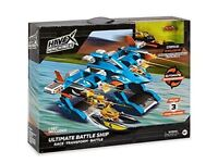 Havex Machines - ULTIMATE BATTLESHIP & Excl Vehicle & Micro Car - NEW