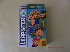 LEAP FROG-LEAPSTER LEARNING GAME CARTRIDGE