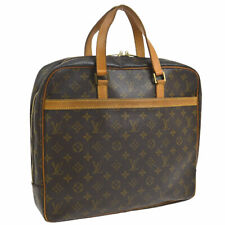 AUTH LOUIS VUITTON PORTE DOCUMENTS PEGASE HAND BAG MONOGRAM M53343 AK31537