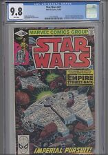 Star Wars #41  CGC 9.8 1980  Marvel  Comic: Part 3 of  ESB: NEW CGC Frame