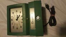 Acroprint Punch Time Clock no key