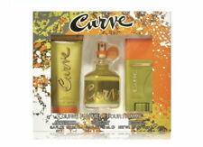 Curve For Men 3 Piece Gift Set, Cologne, After Shave, Deodorant, $82 Value