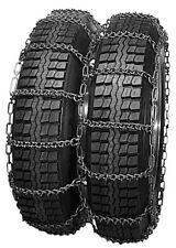 Rud V Bar Dual 10.00-22 Truck Tire Chains