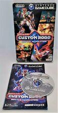 Custom Robo: Battle Revolution for Nintendo GameCube NTSC-J JAPANESE TESTED
