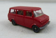 Bedford Blitz Transporter Bus rot Wiking 1:87 H0 ohne OVP [FO]
