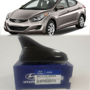 962103X100NKA AM/FM Shark Fin Antenna Combination For HYUNDAI 2011-2016 Elantra