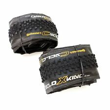 1 or 2 Tire Continental Cyclo X King 700 x 35C Clincher Cyclocross Gravel Bike