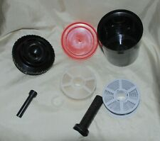 Darkroom Film Photo Processing Developing TankKit 2 Reels 135 120 126 127