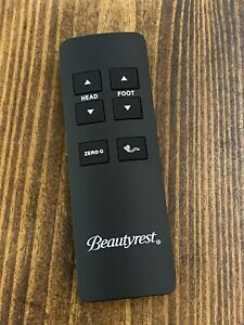 Beautyrest Advance Replacement Remote for Adjustable Bed JLDK.27.10.06 RF258GA