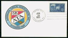 US 1971 Topex Station Syracuse Cancel Postal History New York Cover wwh31189