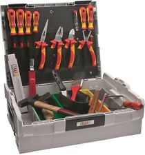 NWS 327-23 caja de herramientas de electricista, SORTIMO L-BOXX, 23-teilig