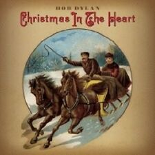 """BOB DYLAN """"CHRISTMAS IN THE HEART"""" CD NEW"""