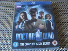 Blu - Box Set: Doctor Who : The Complete Sixth Series : 6 Blu-ray Discs Sealed