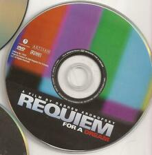 Requiem for a Dream (Dvd, 2001, Unrated) U.S. Issue Disc Only Jared Leto!