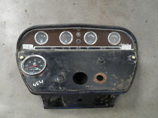 International 454 Dash Board Assembley with clocks in good condition