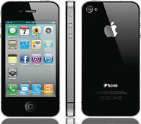 16GB Apple iPhone 4 Factory Unlocked Mobile Smartphone Black/White