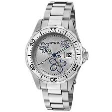 Invicta 12834 Angel Women's 38mm Stainless Steel Metallic White Dial Watch