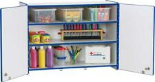 Rainbow Accents 0945Jc112 Wall Cabinet Lockable Navy