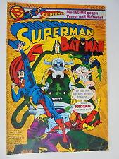 Superman Nr. 24 - 1977 - Ehapa Verlag - Z. 1-2
