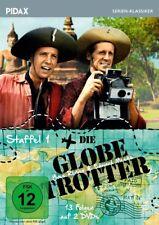 Die Globetrotter - Staffel 1 * DVD Abenteuerserie 13 Folgen Pidax Neu