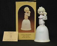 Precious Moments ~Love Is The Best Gift Of All~Bell~1987