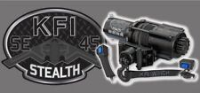4500lb KFI Stealth Synthetic Rope Winch Kit - SxS UTV Jeep Truck Buggy Sand Rail