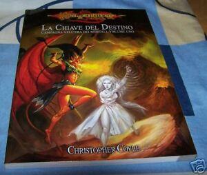 La chiave del destino CAMPAGNA Dungeon & Dragons D&D
